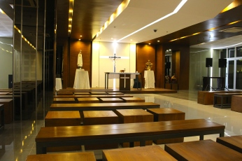 Ayala Center Phase IIB Chapel (Fit-out)